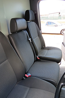 Cabin Seating | Techsafe Automotive & Transport Seating ...