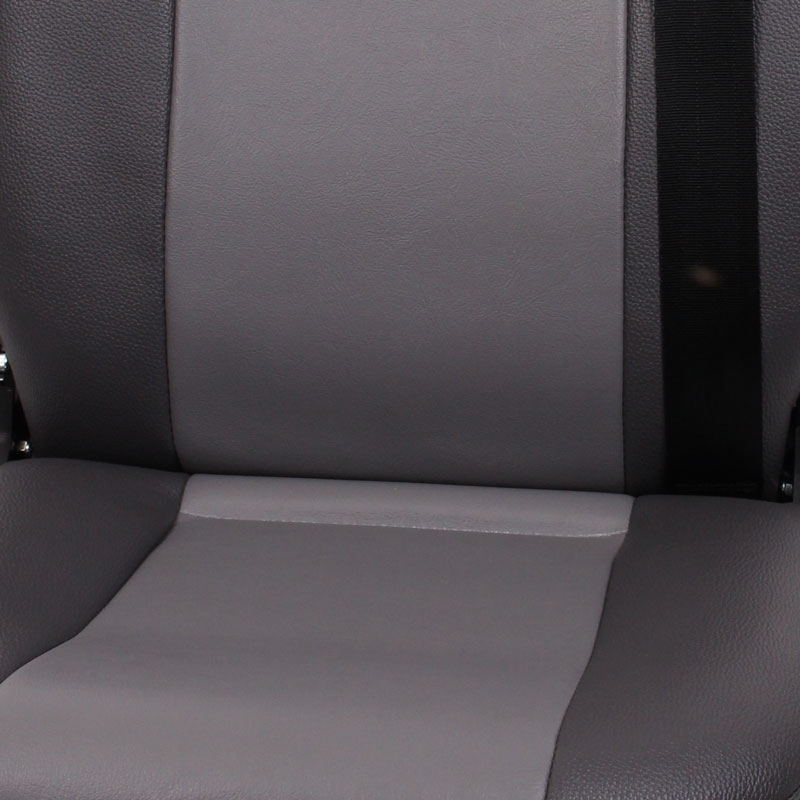 TWO TONE GREY TWO TONE GREY Toyota Seating - Automotive PVC Vinyl