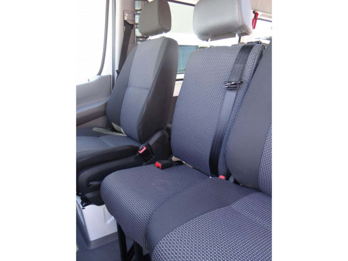 Techsafe Seating Case study