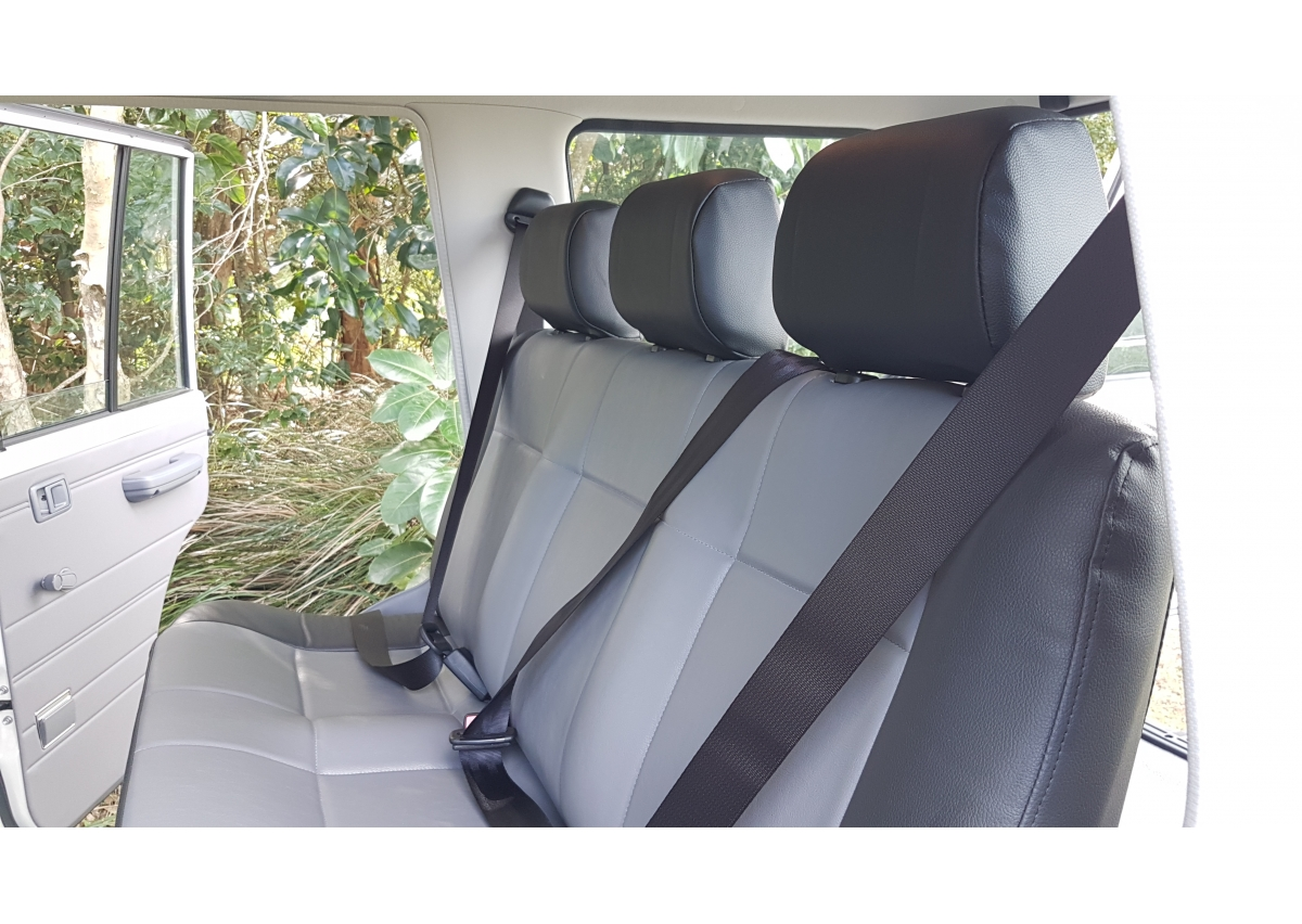 Replacement 2nd Row Bench Seat Toyota Land Cruiser 76 Series Wagon