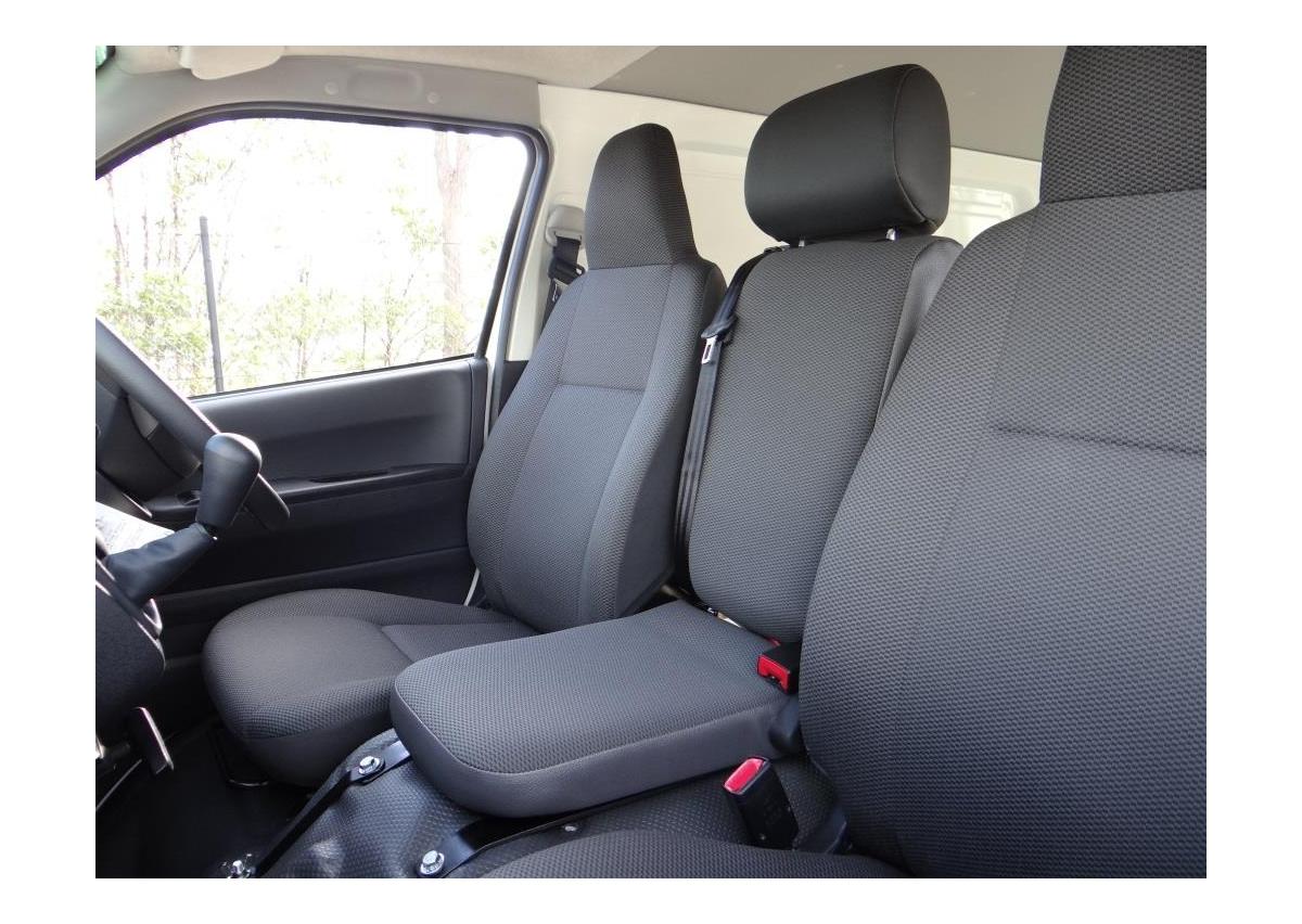 TOYOTA Hiace LWB FRONT CENTRE SEAT   Techsafe Automotive