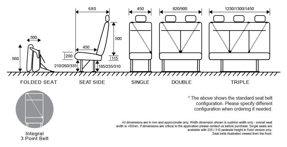 Technical Specifications Drawing